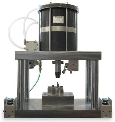 pneumatische presse